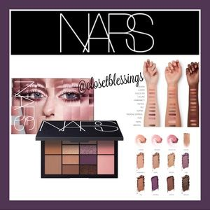 NARS LIMITED EDITION MAKEUP YOUR MIND FACE PALETTE
